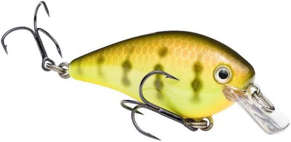 Strike King 1.5 HD Silent Square Bill Crankbaits Choice of Colors