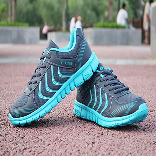 Walk LHWY Lightweight Safety Shoes Running Sneakers Gym Sports Outdoor Breathable Soft Fitness New Women Green Fashion 8wrPq8av