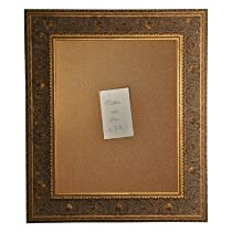 American Made Rayne Corkboard Opulent Gold/Rectangle