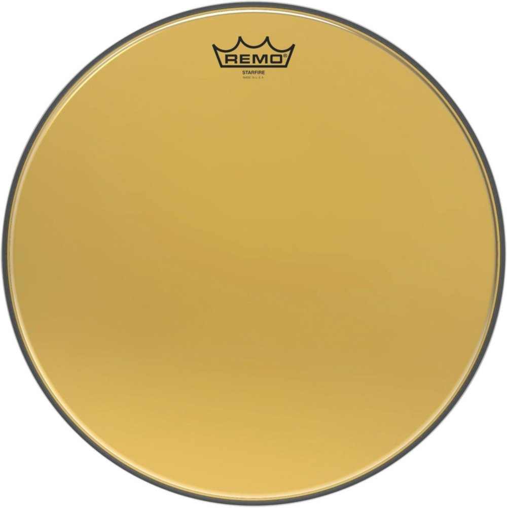 Remo Ambassador Starfire Gold Tom Head 15 in. GD-0015-00-