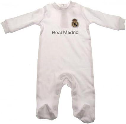 Oficial REAL MADRID FC bebé pijama (12 – 18 meses ...