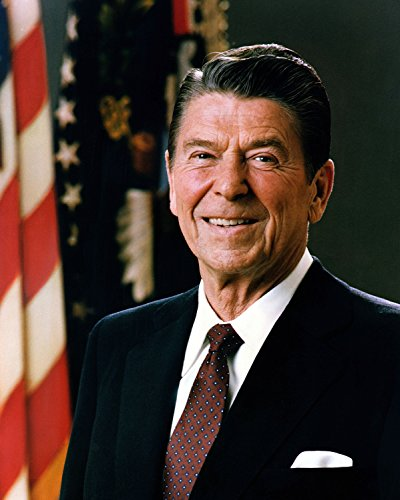 Ronald Reagan, 1981, Portrait, Picture, Photo Print 8x10