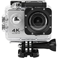 Sport Camera, TONSEE Waterproof 4K F60R Wifi HD 1080P Ultra Sports Action Camera DVR Cam Camcorder (Silver)