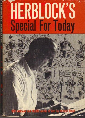 Herblock'S Special For Today by Herbert Block