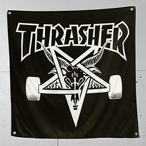 Skateboard Poster - Thrasher Magazine Sk8Goat Banner