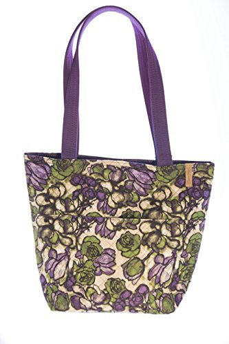 Donna Sharp Monterey Large Tote - Designer Quilted Handbags