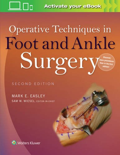 Operative Techniques in Foot and Ankle Surgery by LWW