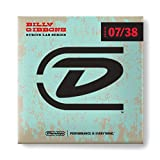 Dunlop RWN0738 Reverend Willy Extra Light Coated Steel Electric Guitar Strings.007-.038 Gauge