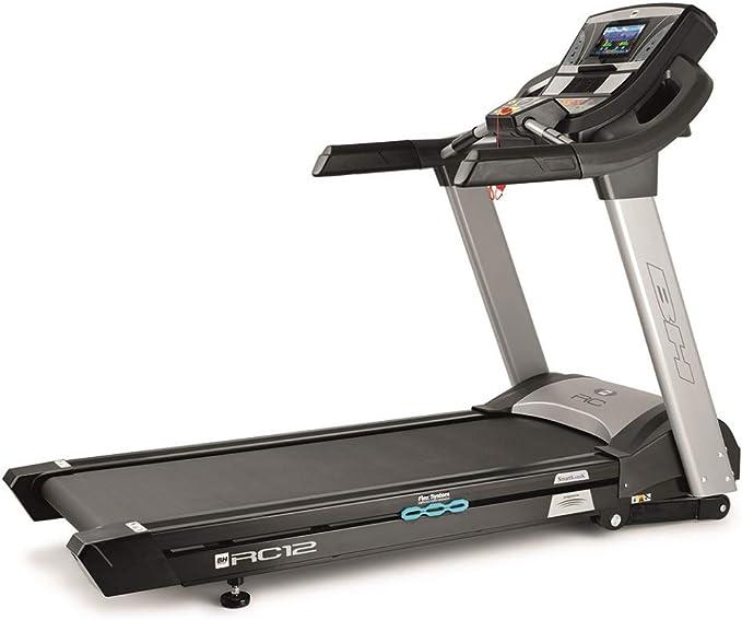 BH Fitness RC12 TFT G6182TFT - Cinta de correr 22km/h, Tecnologia ...