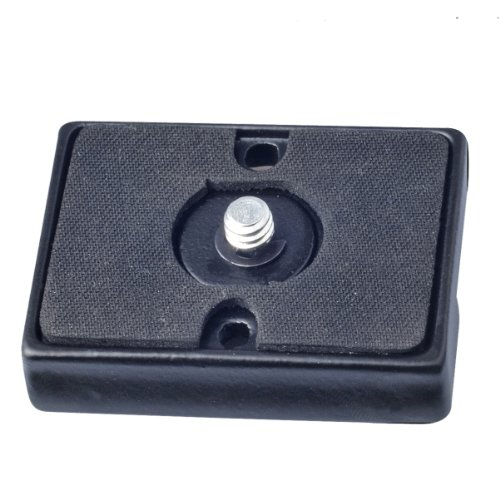 Quick Release Plate Fits Bogen Manfrotto Heads: RC2 3030 3130 3160 3265 DC106 ()