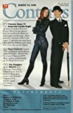 Princess Diana, Ally McBeal, The Bold and the Beautiful, NYPD Blue, The Avengers - August 15-21, 1998 TV Guide Magazine