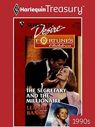 book cover of The Secretary and the Millionaire