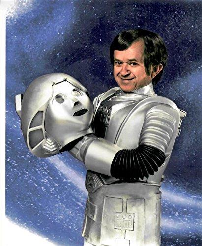 Buck Rogers in the 25th Century Felix Silla as Twiki 8 x 10 Inch Photo LTD4