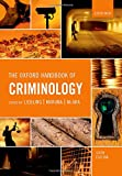 img - for The Oxford Handbook of Criminology book / textbook / text book