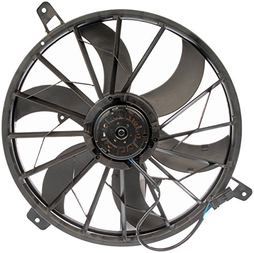 Dorman 620-041 Radiator Fan (New Radiator Fan Assembly)