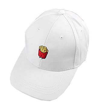 6b78acd906a Fries Sports Caps Fashion Caps Ladies Baseball Caps Women Golf Hats White