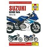 Suzuki  Gs500f     True