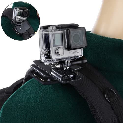 3 Pack Revo 360/° Clip with Quick Mount for GoPro