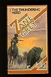 The Thundering Herd, Zane Grey, 0671835939