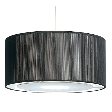 Ne 94 sil black lamp shade with silver lining amazon kitchen ne 94 sil black lamp shade with silver lining aloadofball Image collections