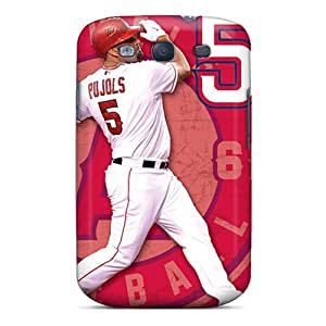 WEz4781QAHG JBcases Los Angeles Angels Feeling Galaxy S3 On Your Style Birthday Gift Cover Case