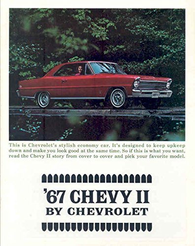 Nova Ss Grille (1967 CHEVROLET CHEVY II NOVA Assembly Manual Book)