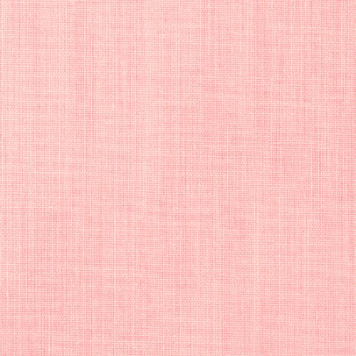 45'' Wide Cotton Blend Broadcloth Pink Fabric By The Yard
