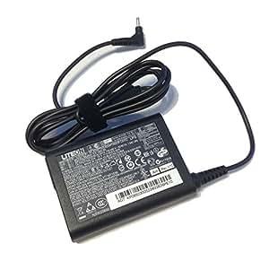 Laptop-Power-Adaptador de corriente para portátil Acer Chromebook CB 3-111 C61U 3-111-CB-CB-C670 3-111 C8UB CB 5-311 5-311p CB-Power-Ordenador portátil (TM) de marca () con enchufe europeo
