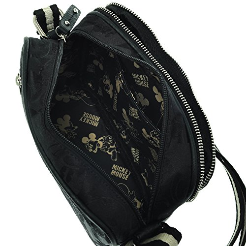 Women Handbag Mickey Small Bag Shoulder Mouse Disney T A171 Jacquard Body Cross q5tPn