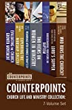 img - for Counterpoints Church Life and Ministry Collection: 7-Volume Set: Resources for Understanding Controversial Issues in Church Life book / textbook / text book