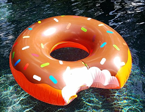 Inflatable Donut Float For Beach or Pool 4