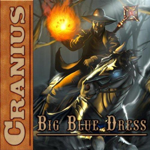 cranius big blue dress - 1