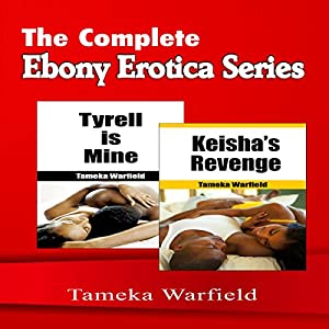 Ebony BDSM Erotica Audiobook