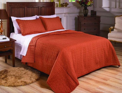 queen quilt and shams - 4