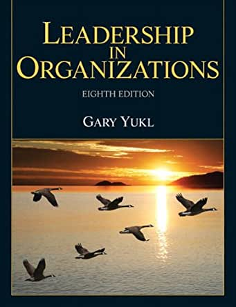 leadership leading change in organization by gary yukl Gary yukl, author of leadership in gary yukl, author of leadership in organizations practice # 5 identification of injury causes leading indicators.