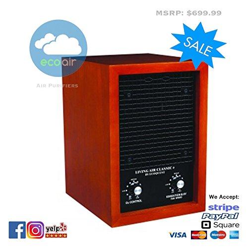 (Classic Xl-15 Alpine Ecoquest Living Fresh Air Purifier)