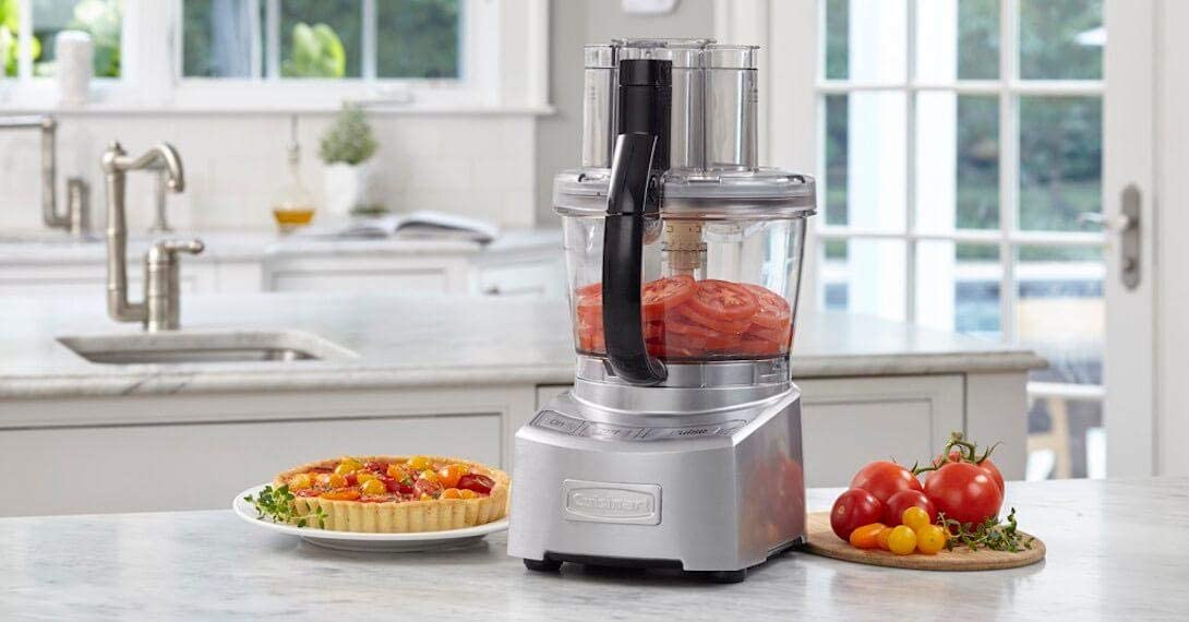 Cuisinart fp-12 N Elite Collection Procesador de alimentos, color ...
