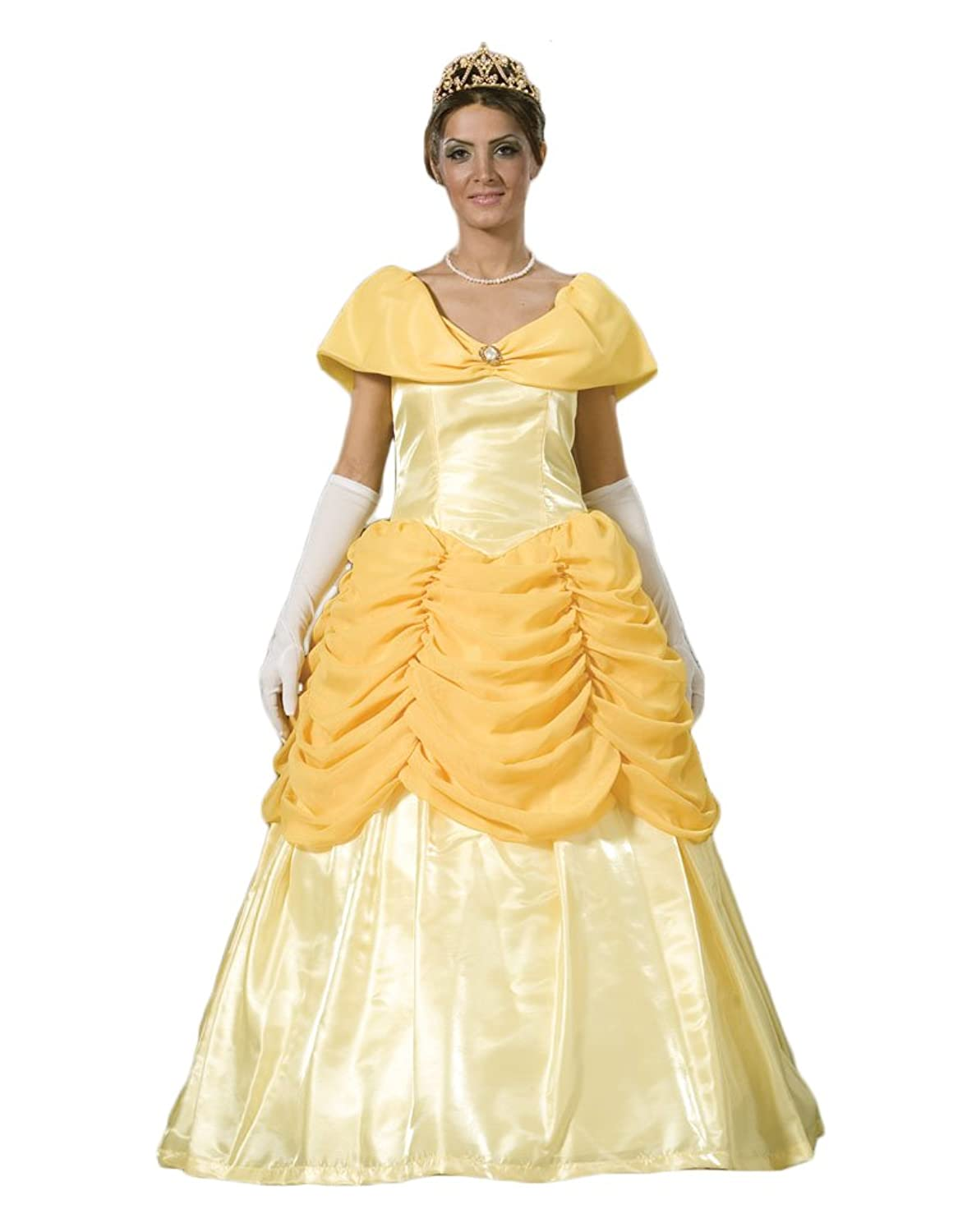 Amazon Womens Belle Beauty And The Beast Dress Theater Costume Clothing