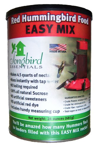 Songbird Essentials Hummingbird Nectar Natural
