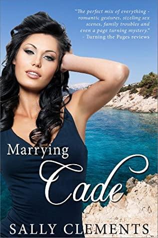 book cover of Marrying Cade