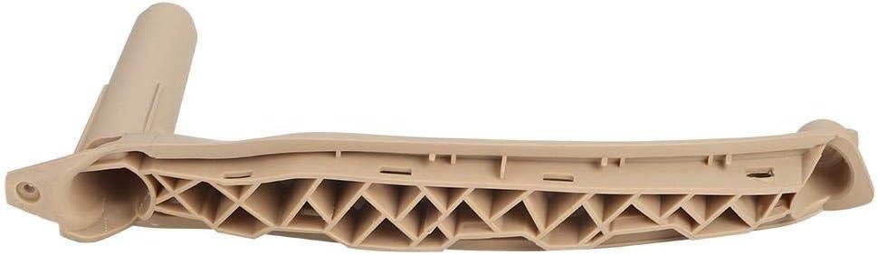 51416969402 Coperchio del rivestimento della maniglia della portiera interna per auto interno destro per per E70 X5 SAV Beige EBTOOLS Coperchio del rivestimento della maniglia della porta