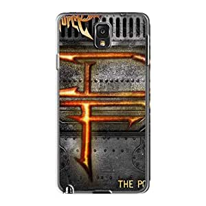 Samsung Galaxy Note3 BVg1465aVmD Unique Design Stylish Dragonforce Band Skin Excellent Hard Cell-phone Case -MarieFrancePitre
