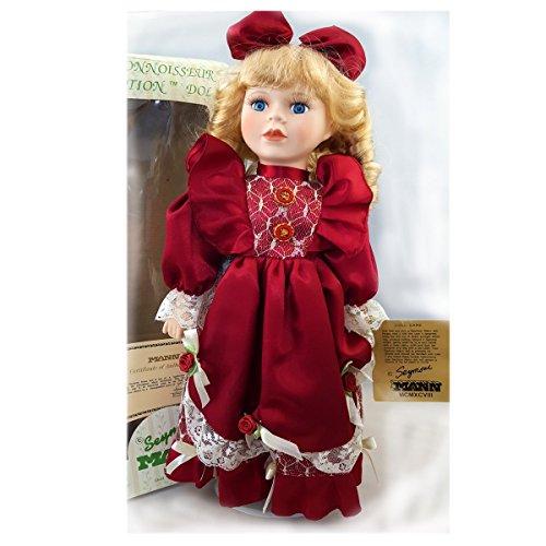 Vintage Seymour Mann A Connoisseur Collection Doll Porcelain 16