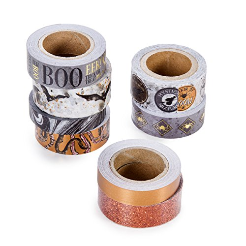Martha Stewart Washi Tape Bats -