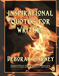 Inspirational Quotes for Writers: NightFire Inspiration Series