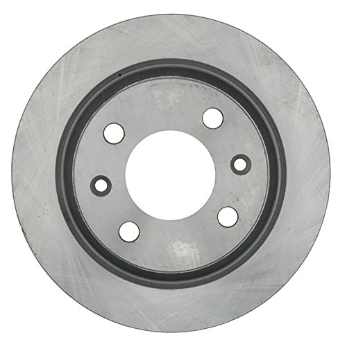 - ACDelco 18A211A Advantage Non-Coated Rear Disc Brake Rotor