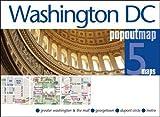 Washington D.C. PopOut Map (PopOut Maps)