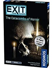 Exit The Game Catacombs of Horror Card Games