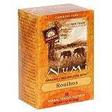 Numi Tea Organic Rooibos Herb Herbal Tea ( 6x18 BAG)