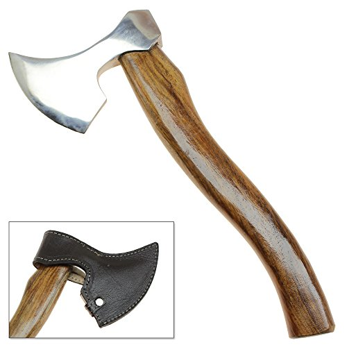 Stainless Steel Wildlife Hiking Axe Outdoor Camping Versatile Travel Hatchet